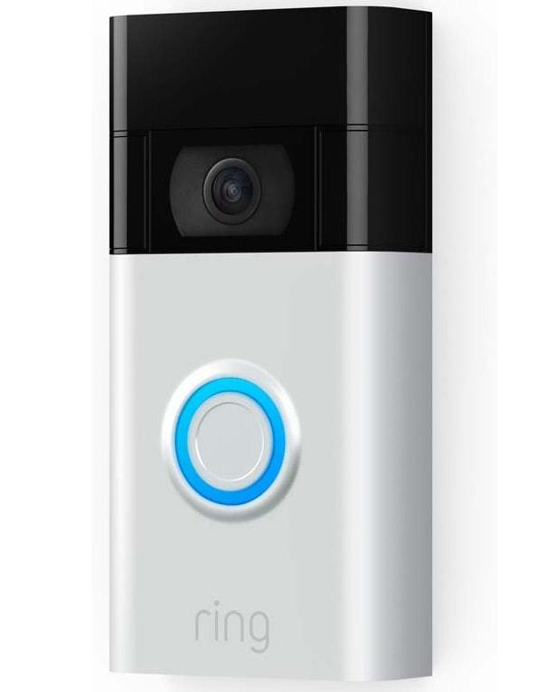 ring video deurbel 1 (2de generatie) schuin van voren
