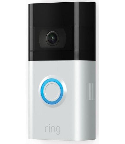 ring video deurbel 3 schuin van vorne