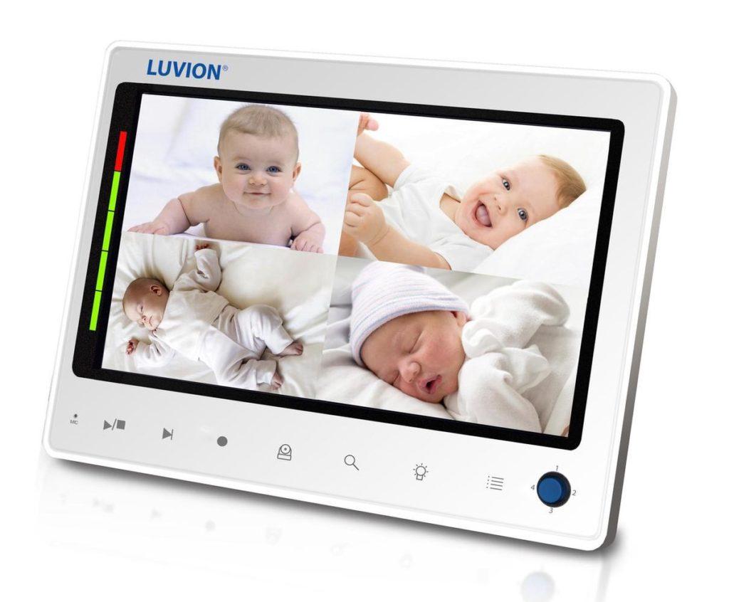 Luvion babyfoon scherm vooraanzicht