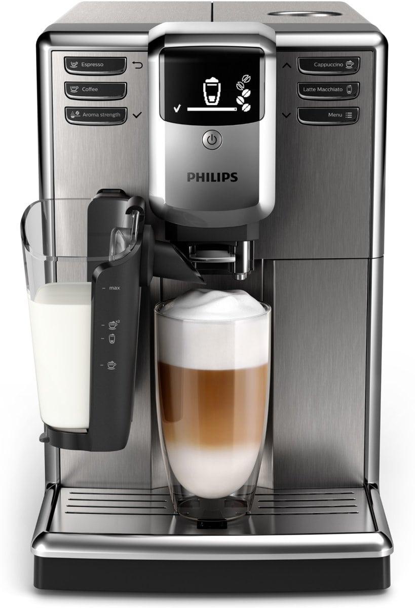 Philips 5000 EP5335 Latte Go met 2 lattes