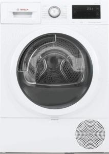 Bosch wasdroger vooraanzicht