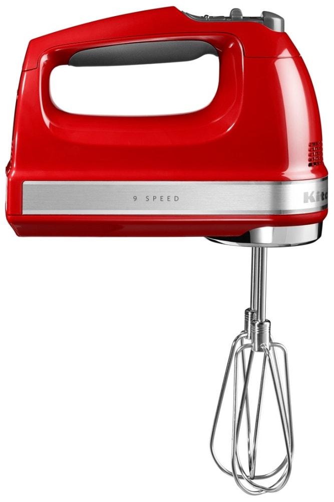 Kitchenaid mixer zij-aanzicht