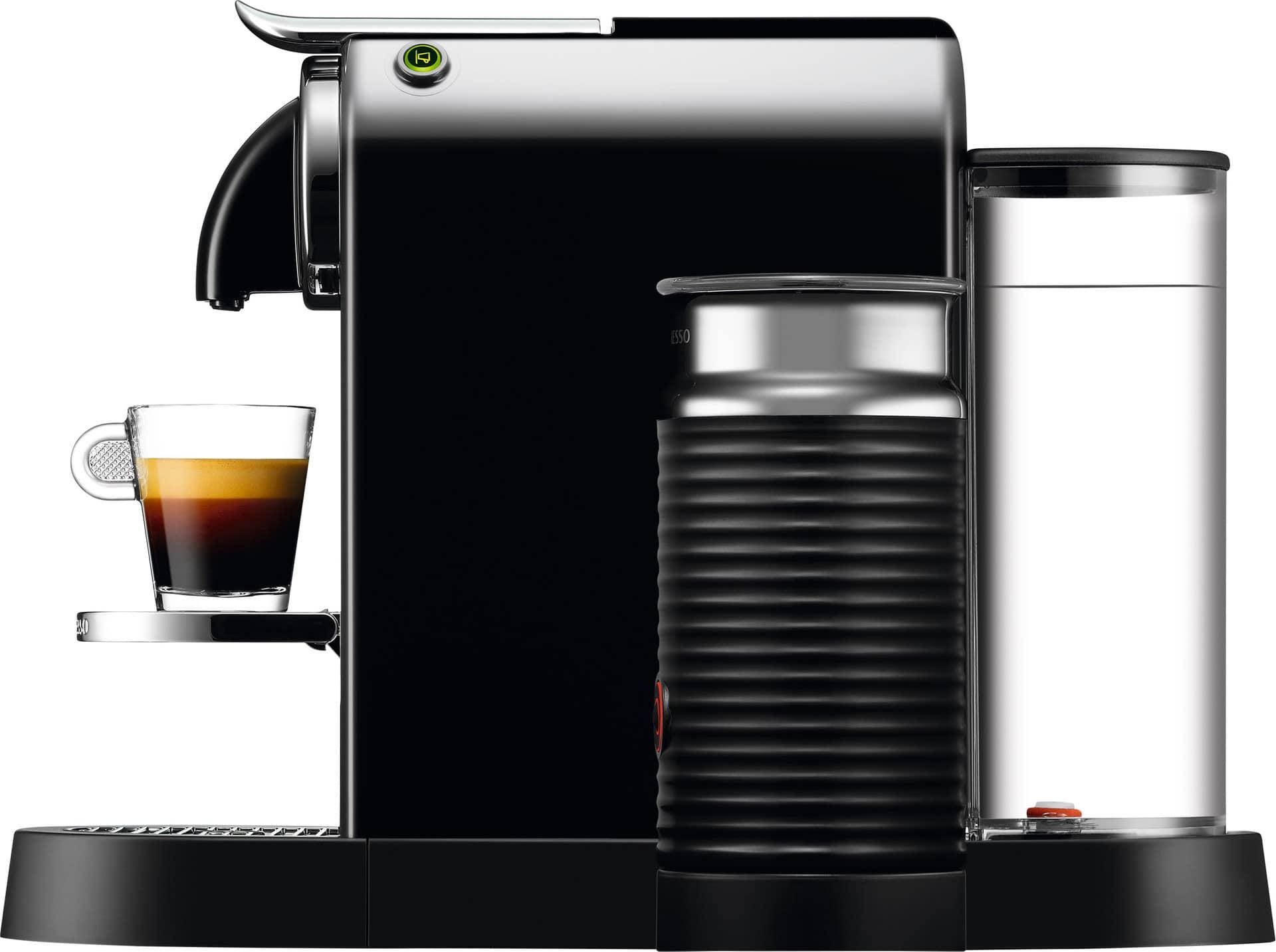 Magimix Nespresso Citiz & Milk M196 Zijaanzicht