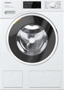 Miele wasmachine vooraanzicht