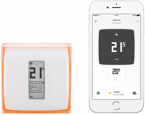 Netatmo Thermostaat Met App