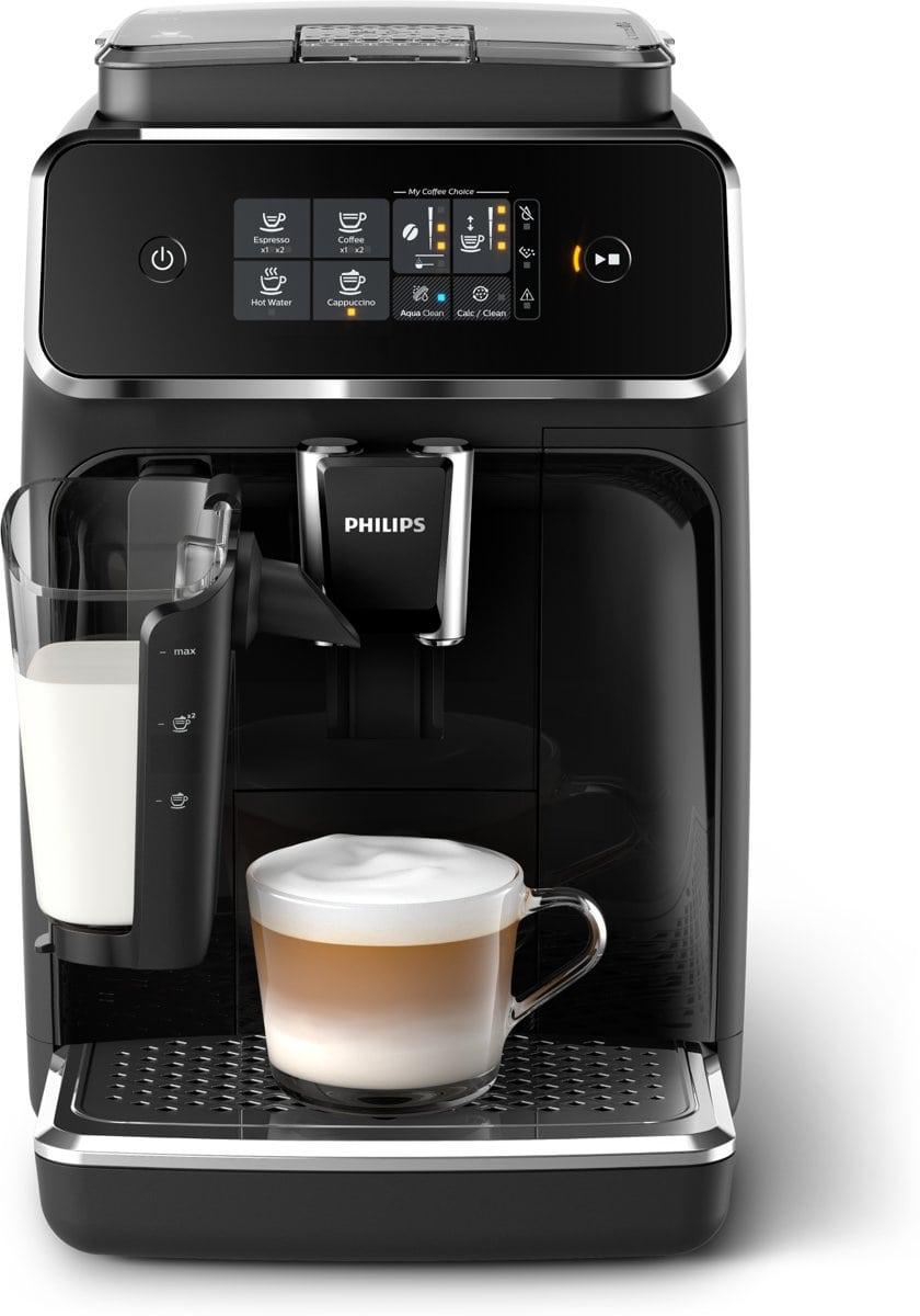 Philips 2200 Ep2230 Met Cappuccino