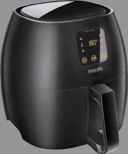 Philips Airfryer Xl zij-aanzicht