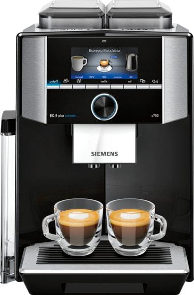 Siemens EQ9 vooraanzicht
