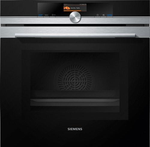 Siemens oven vooraanzicht