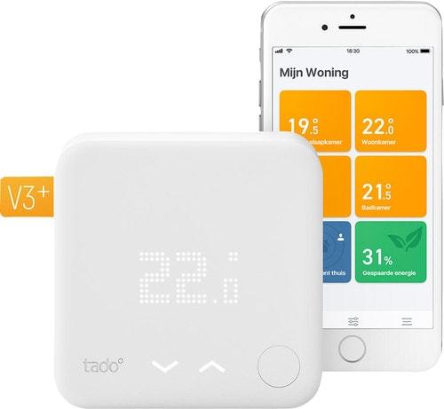 Tado Slimme Thermostaat Met App Demo