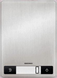 zilveren keukenweegschaal