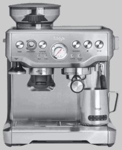 zilveren pistonmachine
