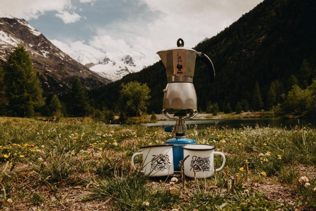 Koffie Zetten met een Percolator doe je zo!