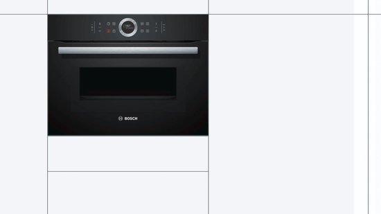 Bosch ingebouwde oven