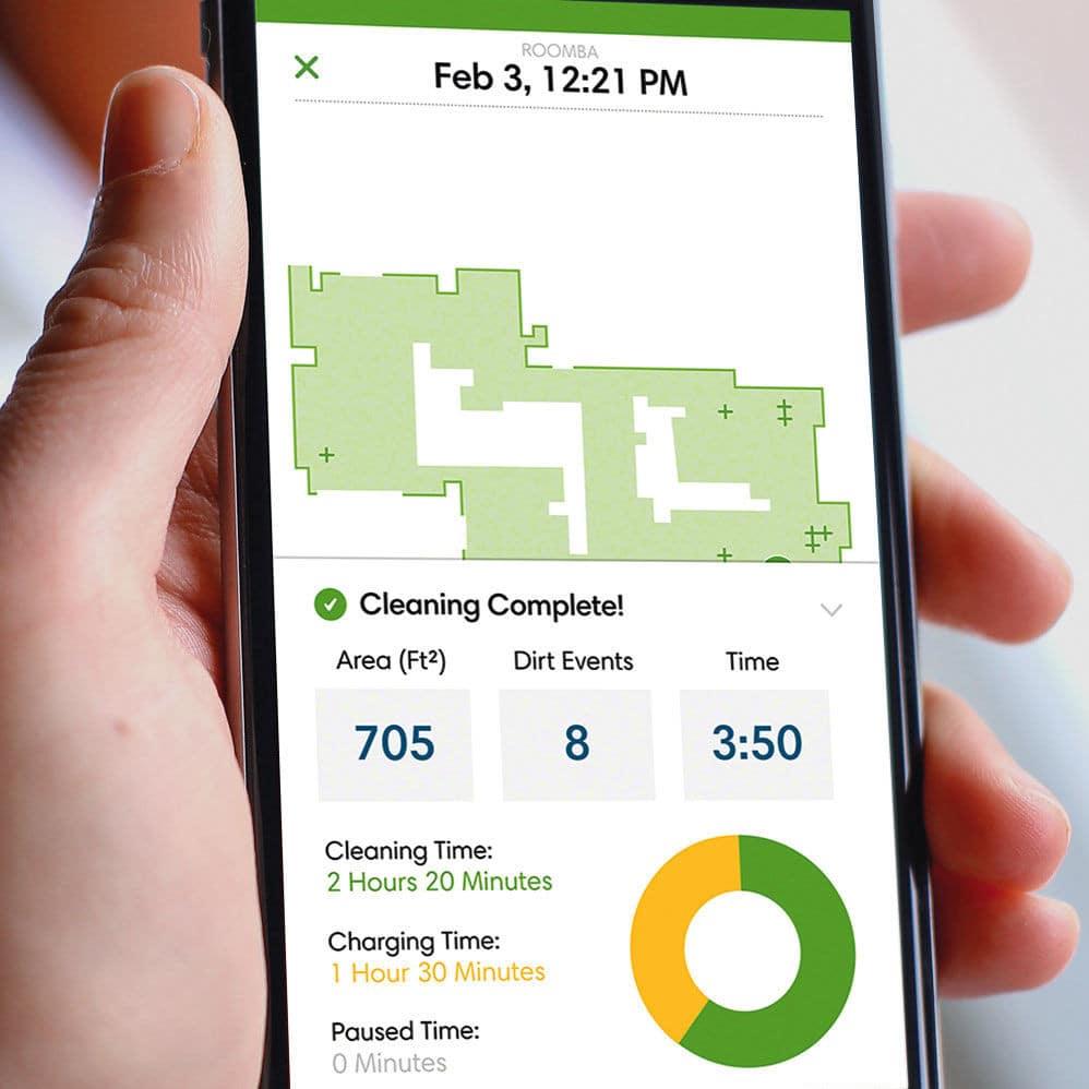 Irobot Roomba 960 App
