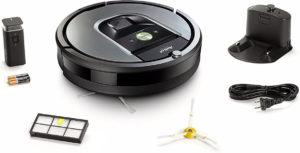iRobot Roomba met accessoires