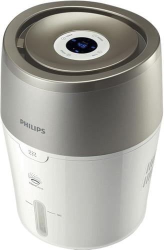 Philips luchtbevochtiger vooraanzicht
