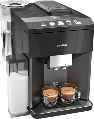 Siemens EQ 500 vooraanzicht