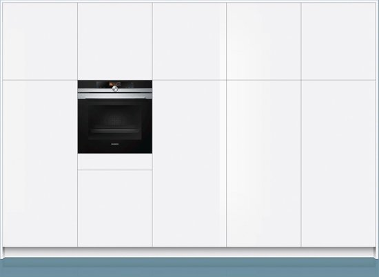 Ingebouwde oven in keuken