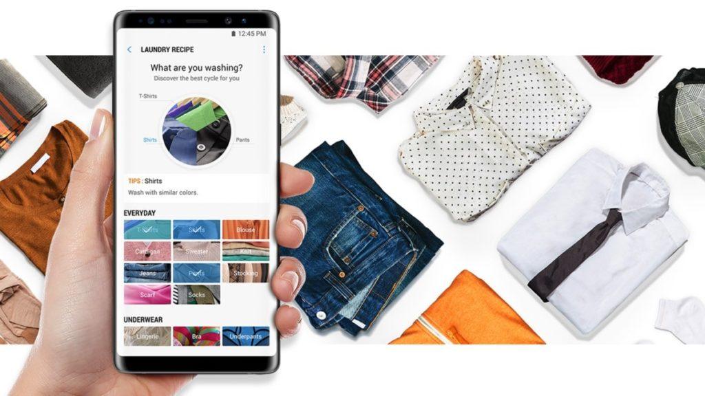 Telefoon met app