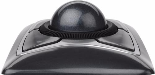 Trackball muis, vooraanzicht