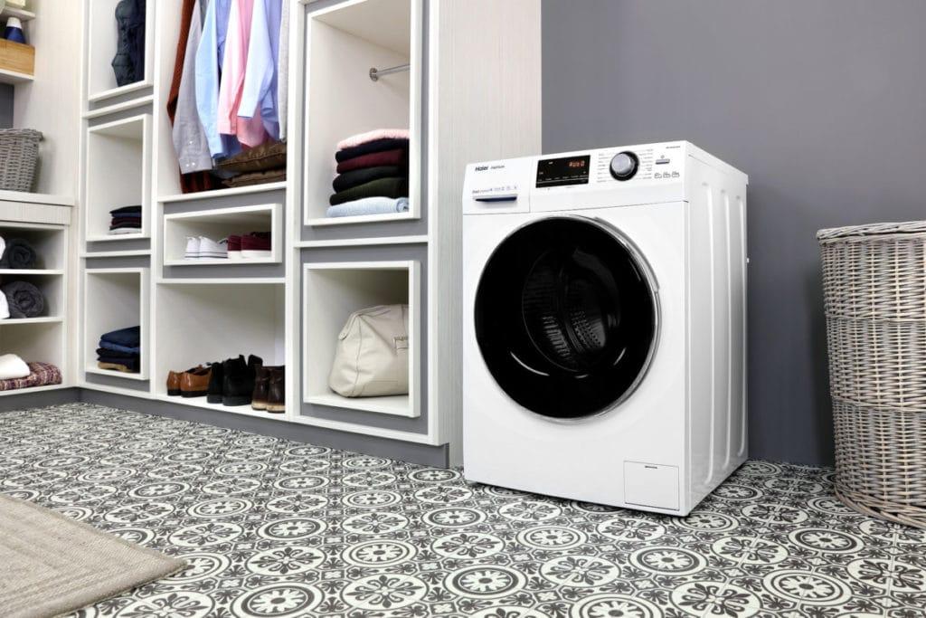 Wasmachine Vooraanzicht