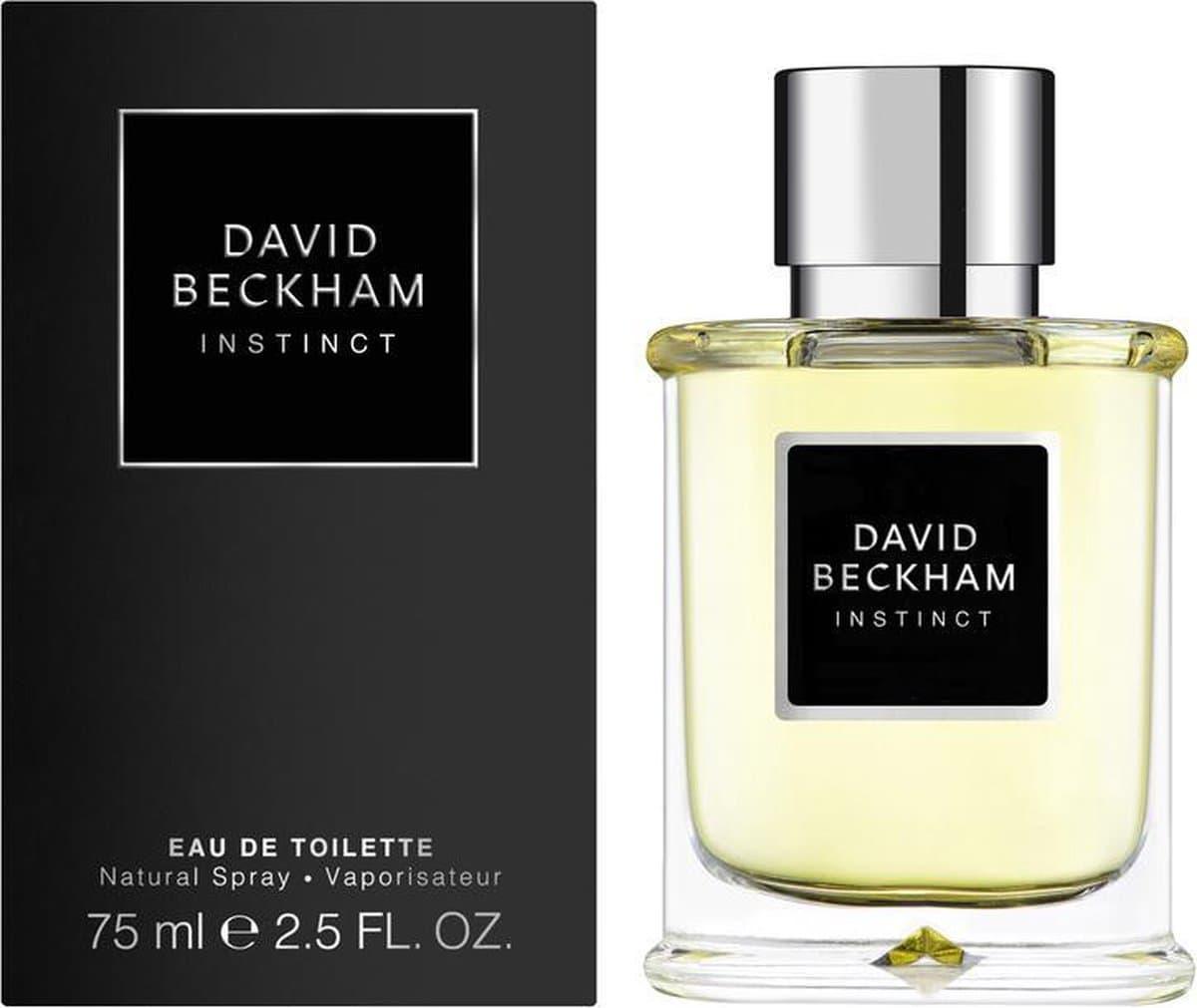 David Beckham Met Doosje