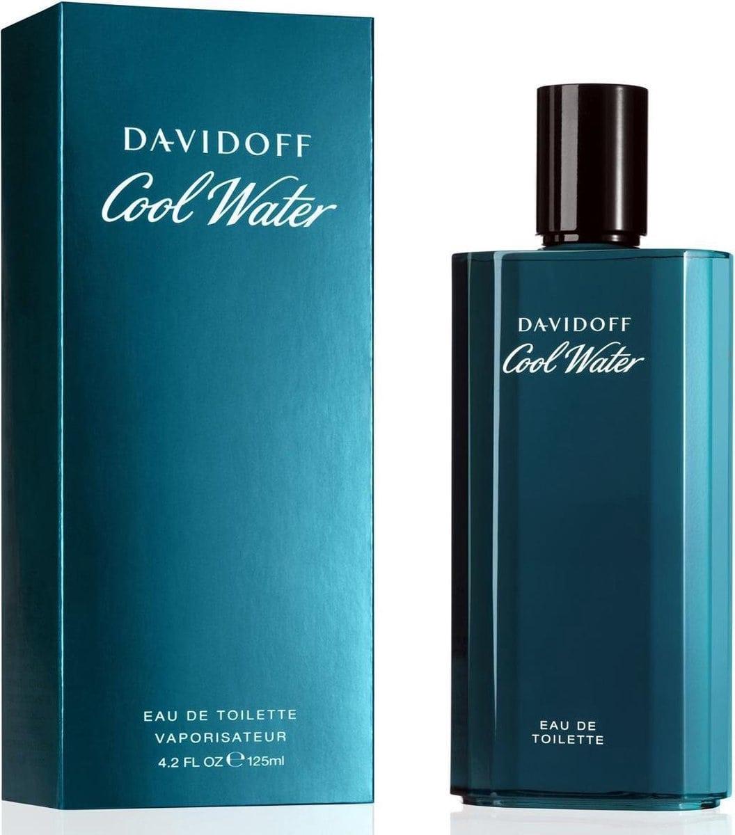 Davidoff Coolwater met doosje, vooraanzicht