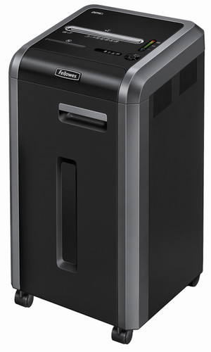 Fellowes powershredder - vooraanzicht