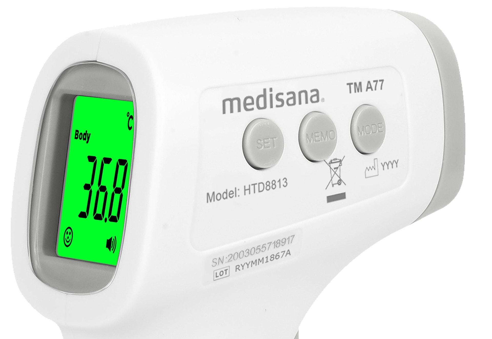 Medisana Tma77 close-up