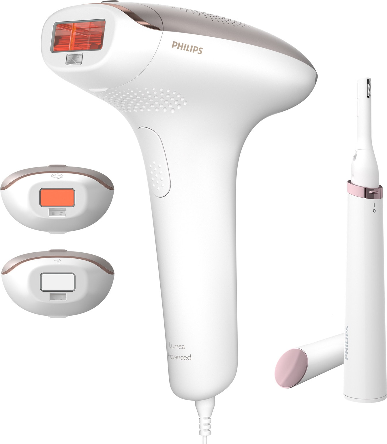 Philips Lumea Advanced zij-aanzicht