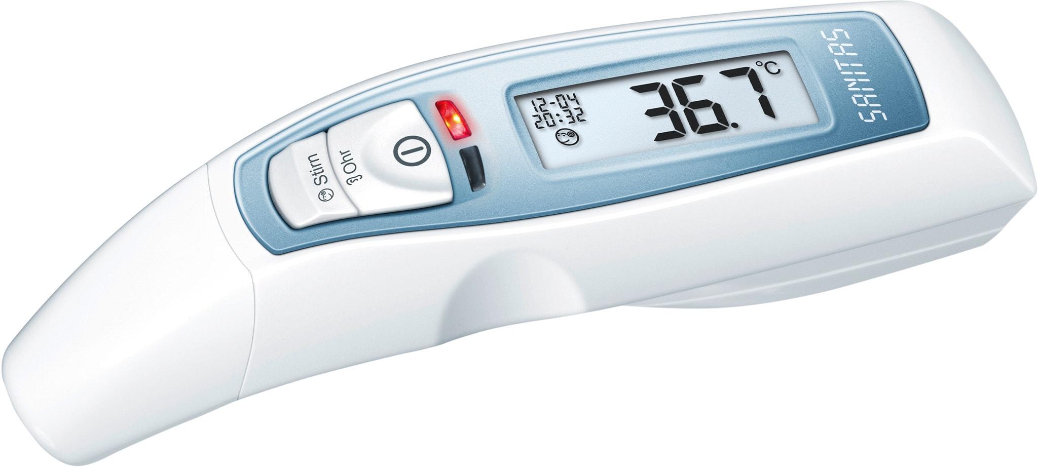 Sanitas thermometer vooraanzicht