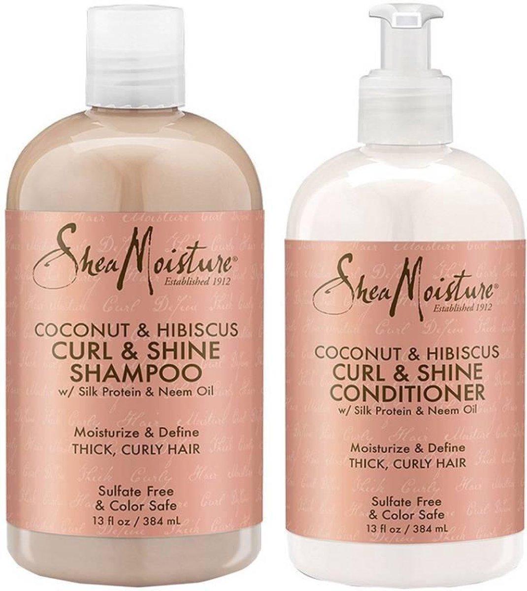 Shampoo voor krullend haar, vooraanzicht