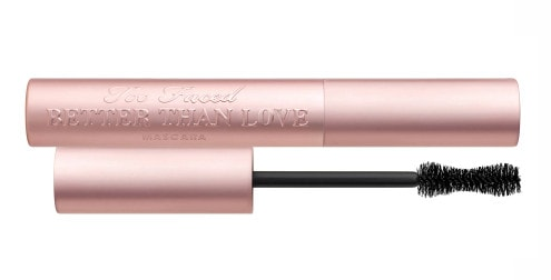 too faced mascara better than love