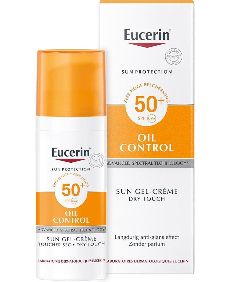 Eucerin sun control vooraanzicht