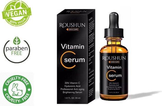 Roushun Vitamine C Serum, vooraanzicht
