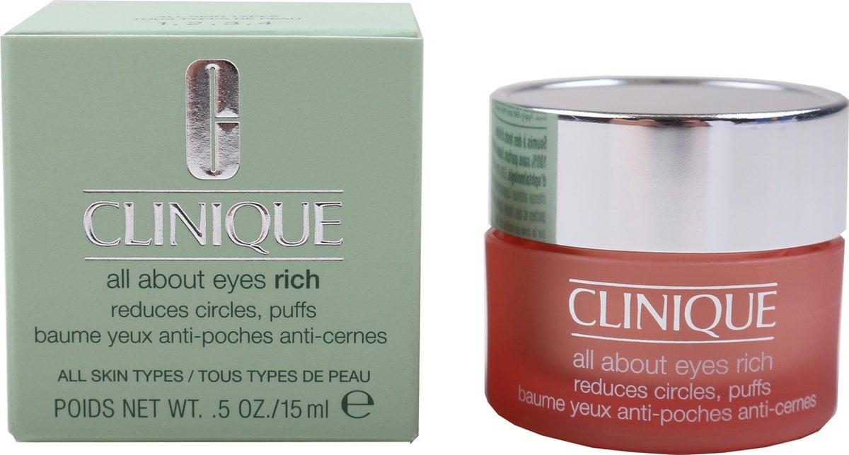 Clinique oogcreme met doosje, vooraanzicht