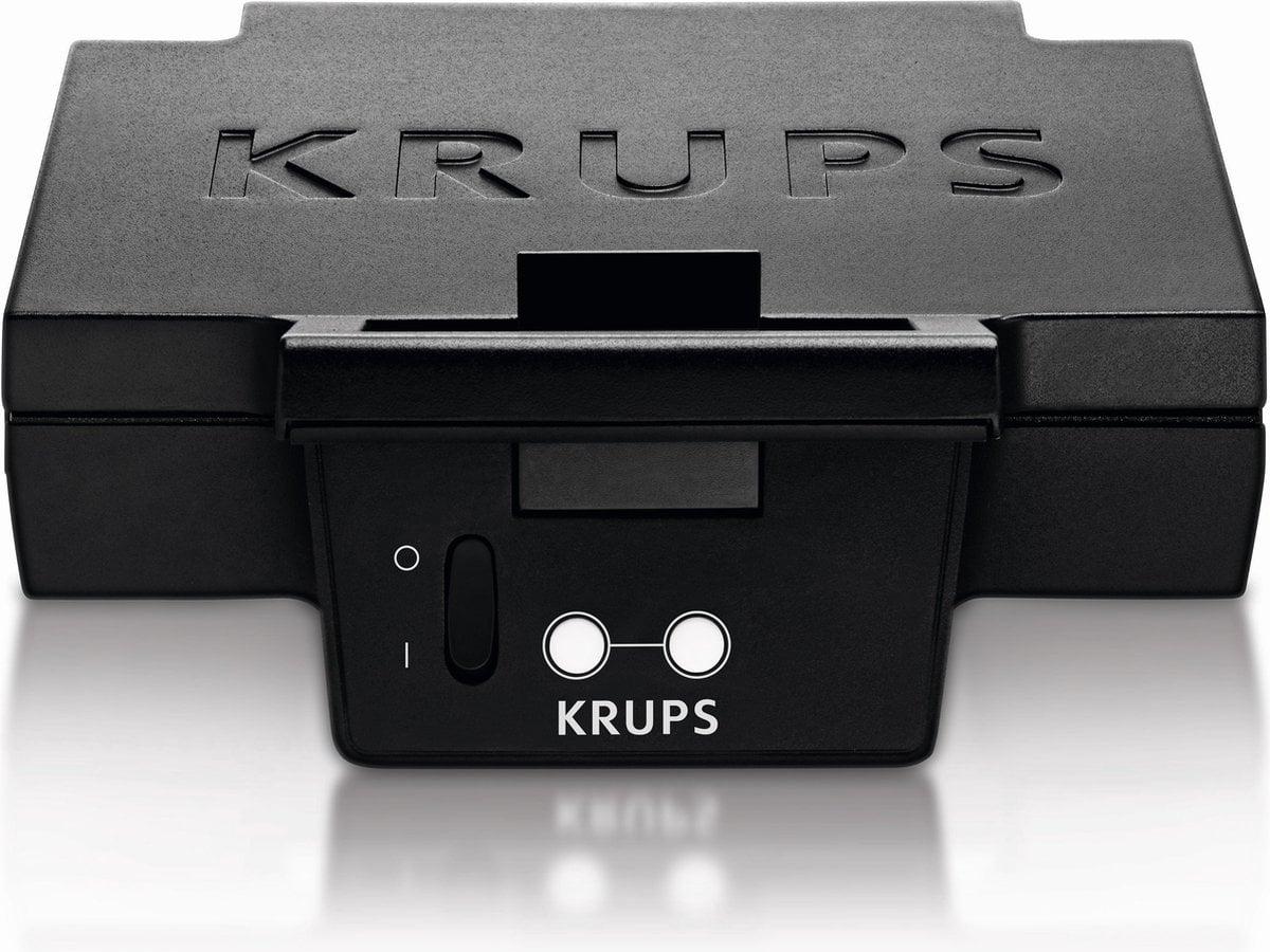 Krups tosti-ijzer, vooraanzicht