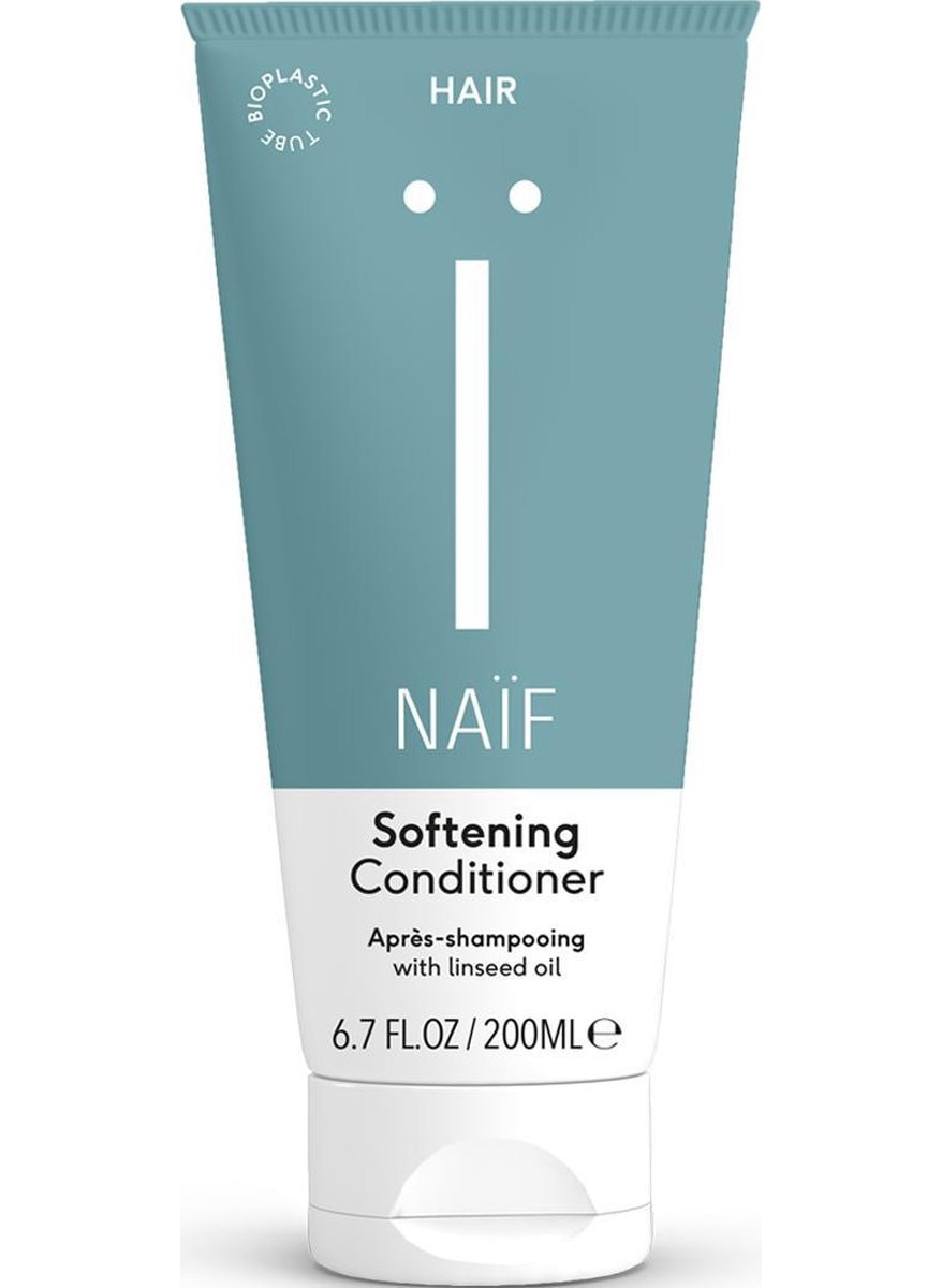 naïf softening conditioner tube van voren