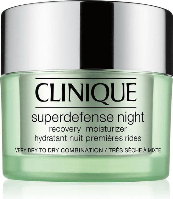 Clinique nachtcreme, groene pot, vooraanzicht